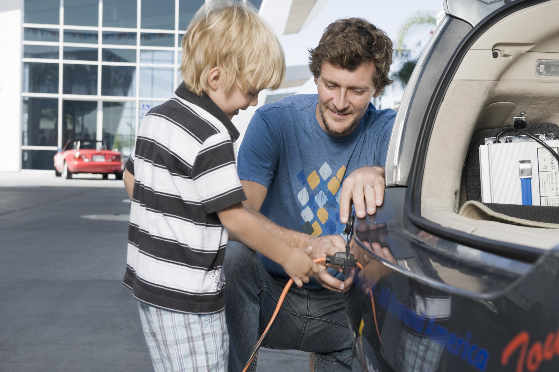 Versicherung für Ihr e-car: Günstig die Umwelt schonen!